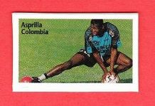 Colombia Faustino Asprilla Newcastle United